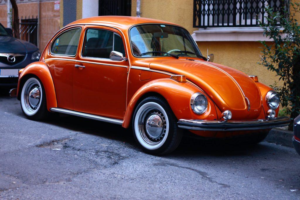 Volkswagen kever belastingvrij
