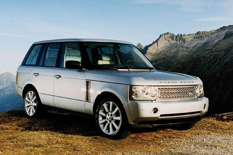 Range Rover sport 2005